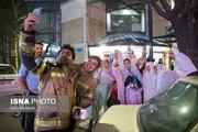 تصاویر | مراسم قاشقزنی در یوسفآباد