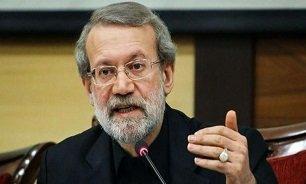 لاریجانی: ایران، ارتش آمریکا را در لیست تروریسم قرار میدهد