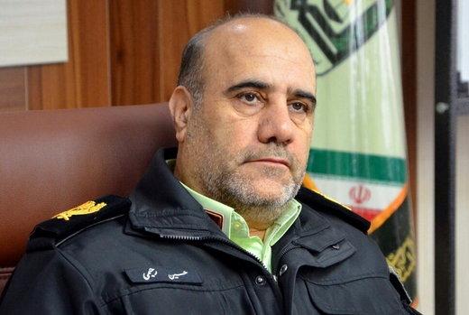 کشف ۲۰ میلیون ماده محترقه در تهران/ وضعیت امنتر از سالهای قبل