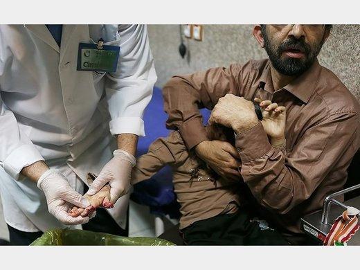 آخرین آمار قربانیان و مصدومان چهارشنبهسوری