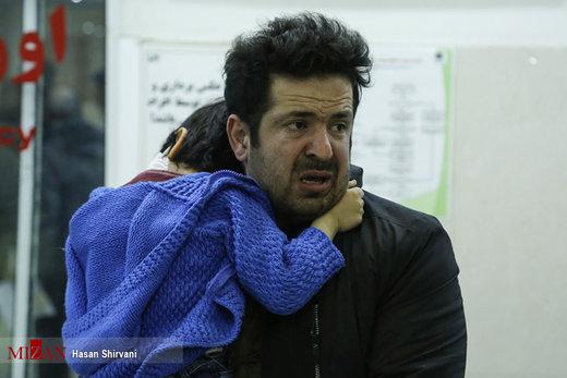 مصدومین حوادث چهارشنبه آخرسال