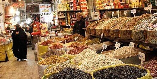 کاهش نسبی قیمت آجیل در روزهای آخر سال/ مردم بیشتر شیرینی میخرند تا آجیل