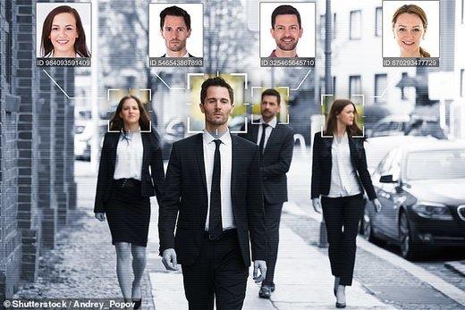 سوء استفاده دولت از چهره مهاجران و افراد مرده برای تمرین فناوری تشخیص چهره