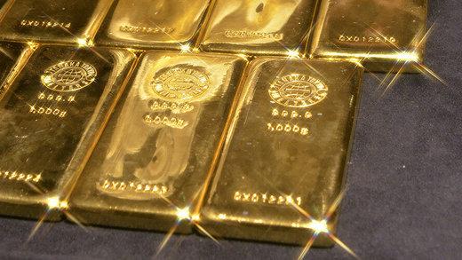 تب طلا در بازار جهانی به عرق نشست
