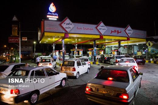 سیل مصرف بنزین را کاهش داد