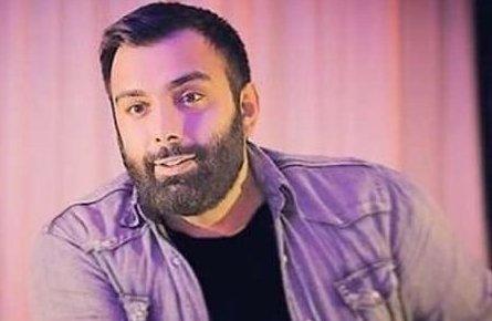 اولین حضور مسعود صادقلو در تلویزیون/ عکس