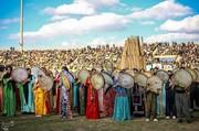تصاویر | جشن نوروز در سنندج، پایتخت نوروز ایران