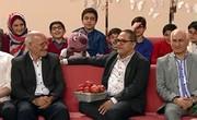 فیلم | چشم و هم چشمی جنابخان و رقیب عشقیاش در شب سال نو!