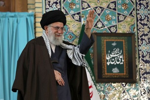 سخنرانی رهبر انقلاب در حرم رضوی، ساعت ۱۵ امروز