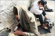 مونوپاد | پاتوق جدید معتادها بعد از پاکسازی شوش و هرندی