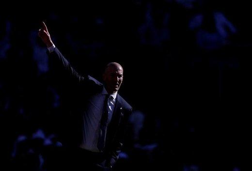 زینالدین زیدان، سرمربی تیم فوتبال رئال مادرید،پیش از بازی تیمش مقابل سلتاویگو در هفته بیستوهشتم رقابتهای لیگ دسته اول اسپانیا (لالیگا) در شهر مادرید اسپانیا