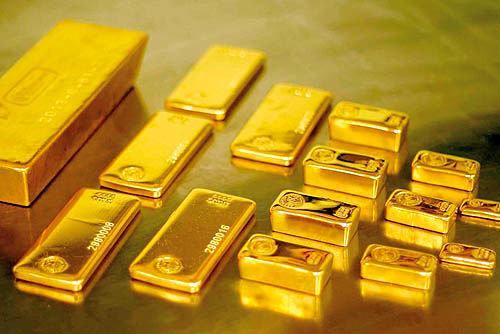 کسادی ۳ هفتهای در بازار جهانی طلا