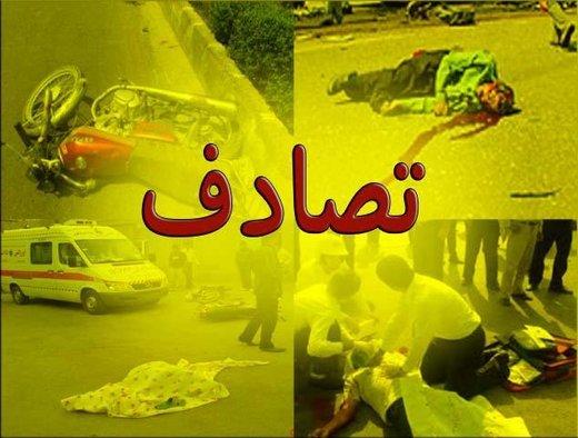 ١٢٠ کشته و ١٨٠٠ زخمی در تصادفات ۵ روز گذشته/ توقیف ١٧٠٠ خودرو رانندگان پرخطر در شبانهروز گذشته