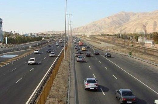 بیشترین سرعت سفرهای نوروزی در محور پلدختر-خرمآباد ثبت شد