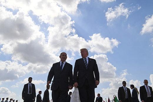 ترامپ بر طبل جنگ کوبید