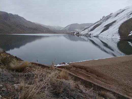 طبیعت مناطق روستایی اطراف شهرستان فیروزکوه
