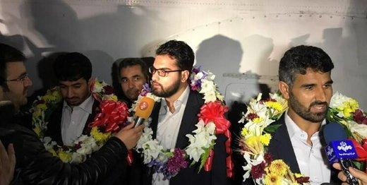بازگشت ۴ مرزبان ربوده شده به کشور/ تلاشها برای آزادی باقی اسرا ادامه دارد