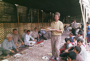 آیینهای سنتی نوروز در روستاهای کهگیلویه و بویراحمد