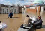بسیج ظرفیتهای سپاه و ارتش برای امدادرسانی به سیلزدگان/ سفر جهانگیری به گلستان و مازندران