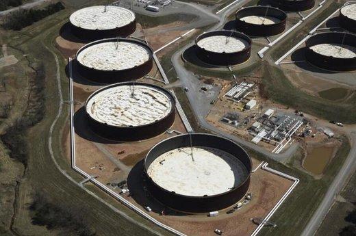 کفگیر ذخایر نفتی آمریکا ته دیگ خورد!