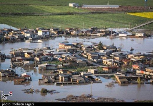 آخرین اقدامات سپاه برای کمک به سیلزدگان مازندران