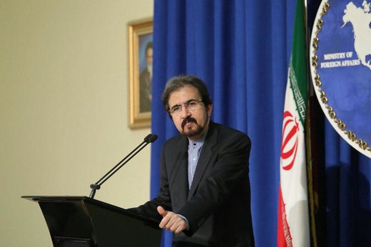 ایران با دولت و مردم چین ابراز همدردی کرد
