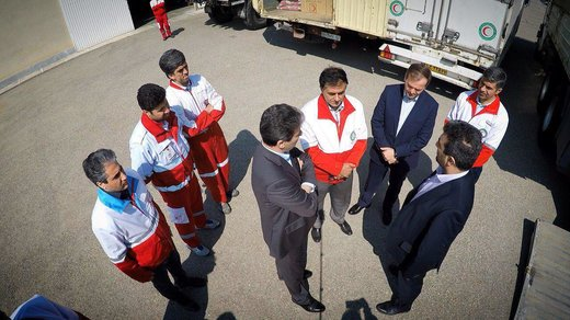 ارسال کمکهای استان آذربایجانغربی به مناطق سیل زده شمال کشور