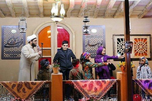 نوروز در مبارکه اصفهان