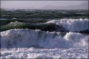 هشدار جدی: خلیج فارس و دریای خزر تا چهارشنبه مواج خواهد بود