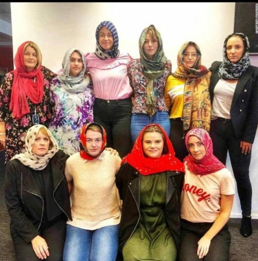 به یاد زنان مسلمان سرزمینم؛ کمپینی نیوزلندی از جنس حجاب