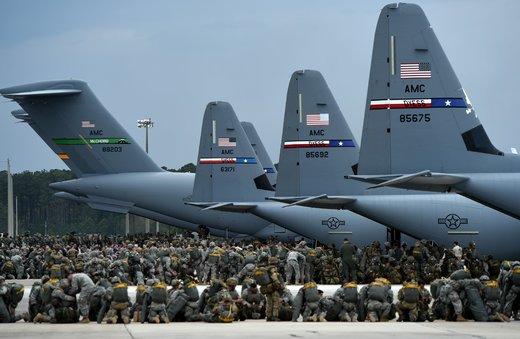 روسیه بیخ گوش آمریکا سرباز پیاده کرد
