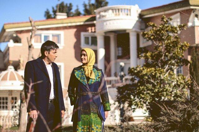 حمید گودرزی,سریال ایرانی,شبکه دو سیما,مهراوه شریفی نیا