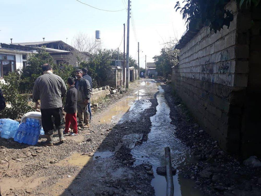 مازندران در روزهای پس از سیل