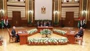 نشست مهم ۳ رهبر سیاسی عرب در قاهره