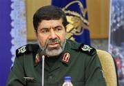 سردار شریف: تخصصیترین و پیچیدهترین پایگاه آمریکا در خاک عراق با موشک های سپاه منهدم شد