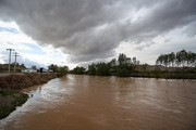 احتمال سیلابی شدن زایندهرود از عصر ۶ فروردین وجود دارد