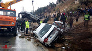 خبر مهم برای خودروهای فاقد بیمه بدنه آسیب دیده در سیل