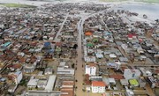 وزیر نیرو: دلیل قطع برق در برخی مناطق آبگرفته، برای از بین بردن خطر است