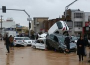 Army steps in to help flood-stricken people in Shiraz