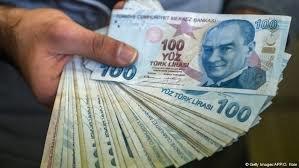 لیر ترکیه باز هم ریخت