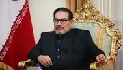 شمخانی به نمایندگی از رییس جمهور عازم خوزستان میشود