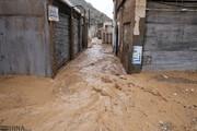 تقریر مصور| الامطار الغزیرة تفاجأ المحافظات الایرانیة فی العام الجدید