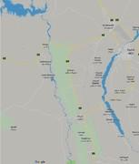 هشدار به مسافران نوروزی خوزستان: از کرخه فاصله بگیرید!