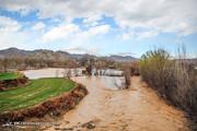 تصاویر | جاری شدن رودخانههای فصلی در مبارکه اصفهان