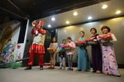تلاش برای تغییر حال و هوای کودکان سیلزده