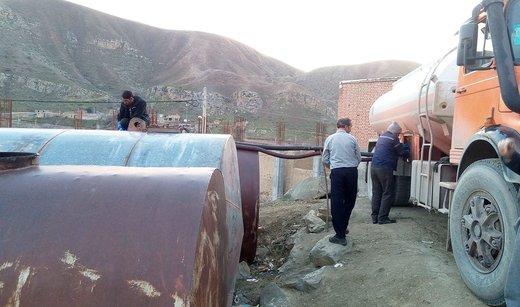 ذخیره سازی مناسب سوخت در فارس