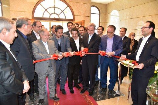 هتل آزادی تبریز افتتاح شد
