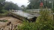 رودخانه خروشان دختر ۱۰ ساله را با خود برد