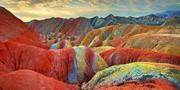 سفر به رنگینکمان زمینی ایران