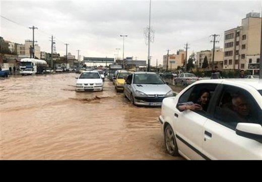 کمک میلیاردی کارکنان وزارت امور اقتصادی و دارایی  به سیلزدگان